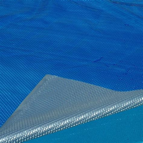 pool and hot tub 8 mil solar pool cover 20 x 44 rectangle