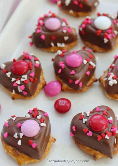 valentines day pretzels 44 best s day treat ideas