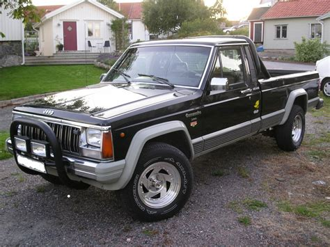 1985 jeep comanche 1991 jeep comanche information and photos zombiedrive