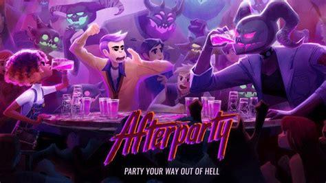 afterparty de night school studio montre du gameplay