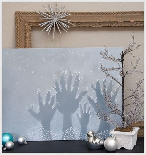 diy winter crafts best 25 family prints ideas on family crafts baby footprint and baby crafts
