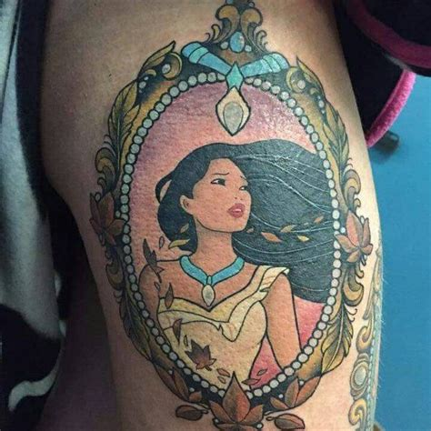 pocahontas tribal tattoo pocahontas disney princess pictures to pin on
