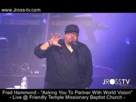 fred hammond i will trust james ross fred hammond i will trust in the name of the