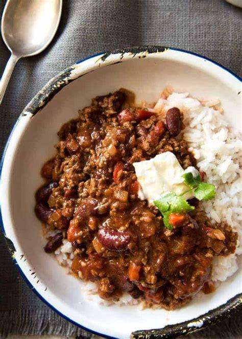 best chili con carne recipe chilli con carne recipetin eats
