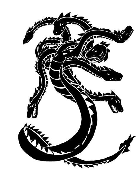 hydra tattoo designs 14 best hydra images on ideas dragons