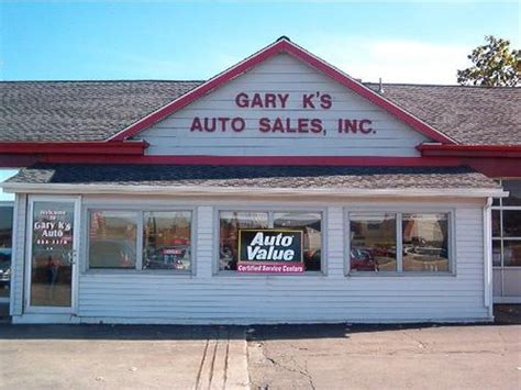 erie pa auto service center gary k s auto sales auto