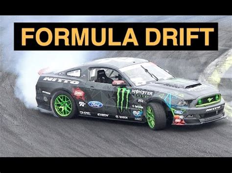 Formula Drift Car by Formula Drift Engineering A Drift Car