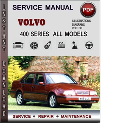 service repair manual free download 2010 volvo s60 user handbook volvo 400 series 440 460 480 service repair manual download info service manuals