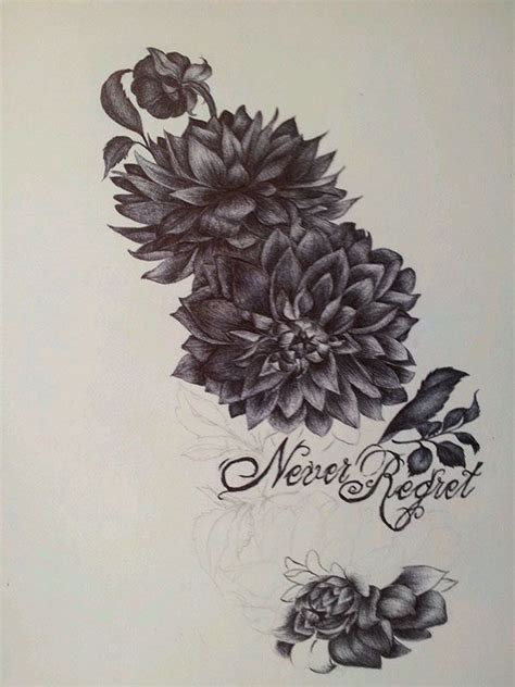 black dahlia tattoo 31 best dahlia designs images on dahlia