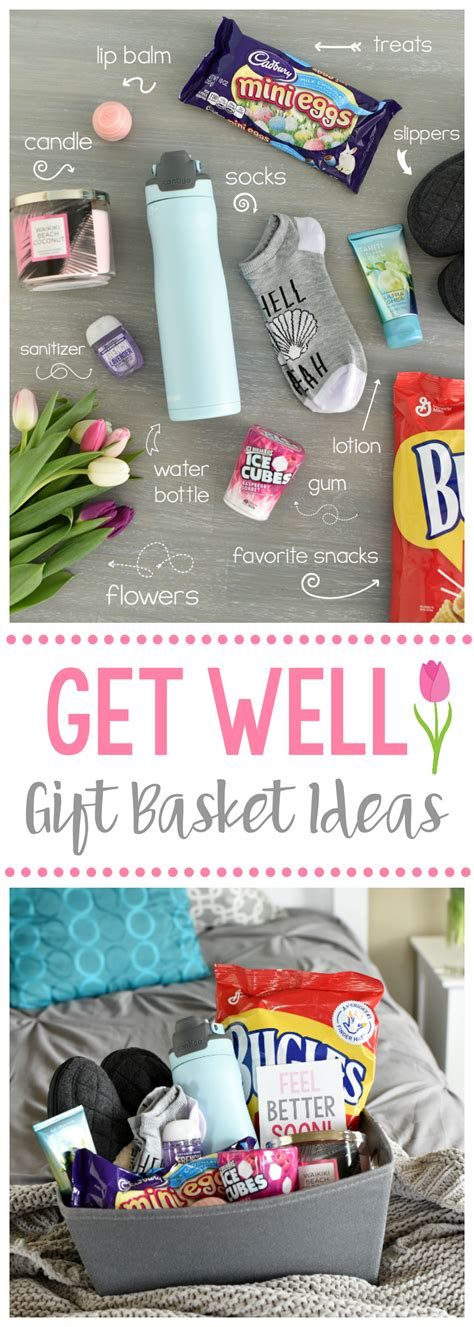 get well soon gift ideas fun squared