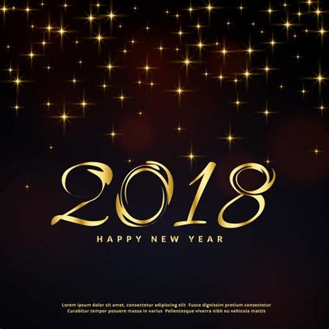 new year 2018 festival festival glitter background for happy new year 2018
