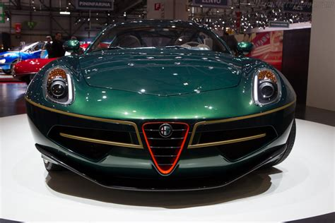 alfa romeo disco volante 2014 alfa romeo disco volante by touring chassis 03 2014