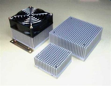 what is the use of heat sink in a computer heat sink customization