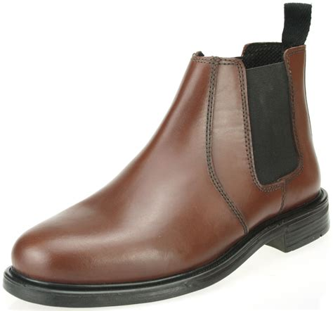 mens dealer boots for sale oaktrak mens bordo oxblood chestnut brown leather