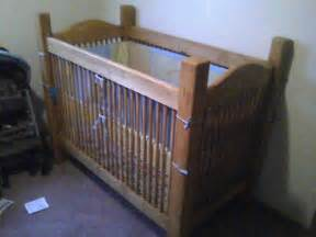 Diy Baby Cribs Diy Crib Plans Free