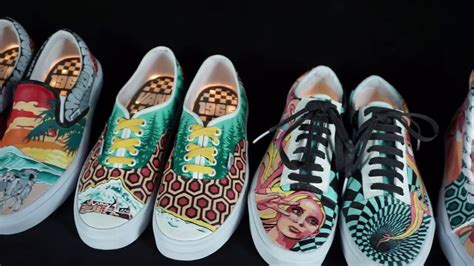 vans design contest winners 2016 vans custom culture sandy high school top 5