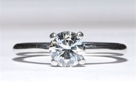 lab created diamonds new york wedding ring