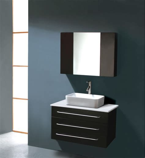 modern bathroom vanity dimitrie - Bathroom Vanity Contemporary