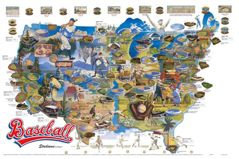 mlb map baseball maps and gis gis lounge