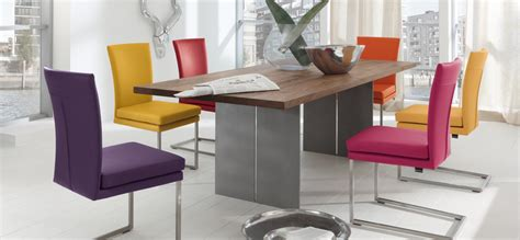 colorful dining table 30 modern dining rooms