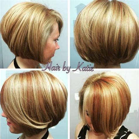 blonde bob pink highlights 60 auburn hair colors to emphasize your individuality