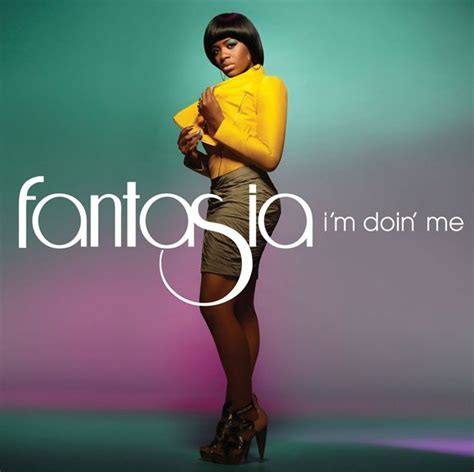Fantasia New Album Out Today by Fantasia S I M Doin Me Single Cover That Grape Juice