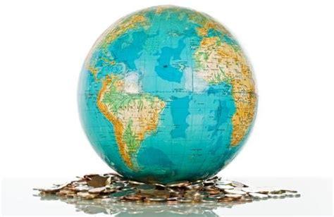 Globe Fisikal Bola Dunia sejahtera manusianya lestari lingkungannya the jombang