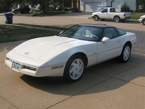 how it works cars 1988 chevrolet corvette user handbook buy used low mile 35th anniversary 1988 corvette in eldridge iowa united states for us 8 950 00