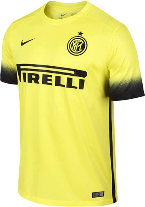 Jersey Inter Away 15 16 nike inter 15 16 kits revealed footy headlines