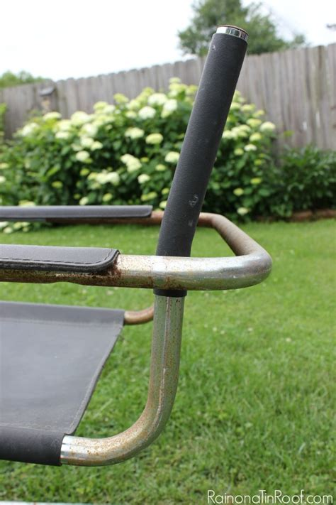 how to clean rust off chrome table legs how to remove rust mind blowing