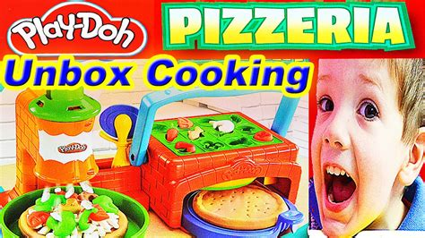 Doh Pizza 1 play doh pizza cooking kitchen toys playdough set unboxing abc children s