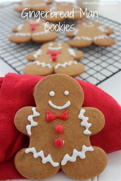 gingerbread cookie recipe cincyshopper
