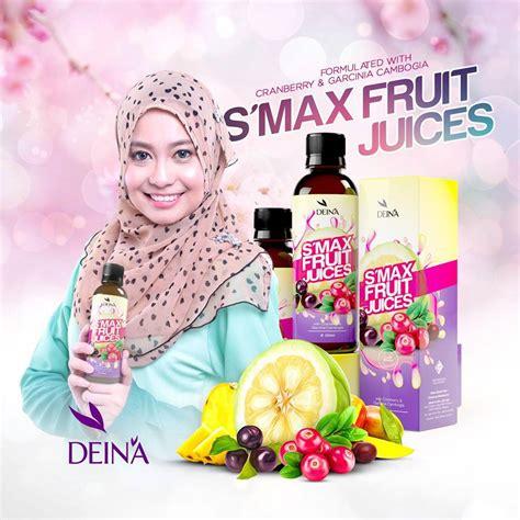 tips kurus deina slimax fruit juices