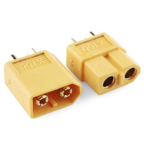 Xt 60 Xt60 Connector xt60 connectors pair prt 10474 sparkfun electronics