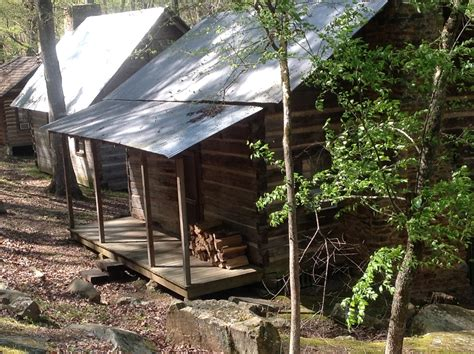 Tannehill Cabins by Great American State Parks Not So Well Known Is The