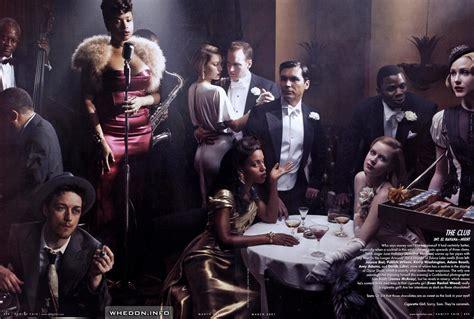 Vanity Fair It by Vanity Fair March 2007 Anniversary Photoshoot