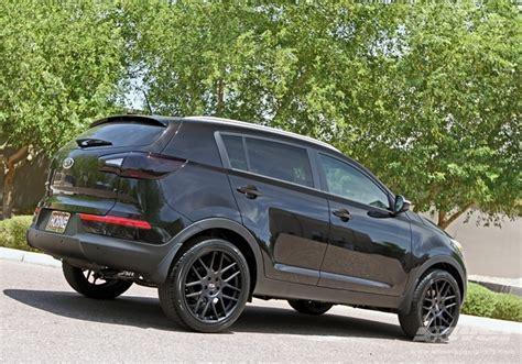 Kia Sportage Tyres Kia Sportage Custom Wheels Giovanna Yerevan 20x Et Tire