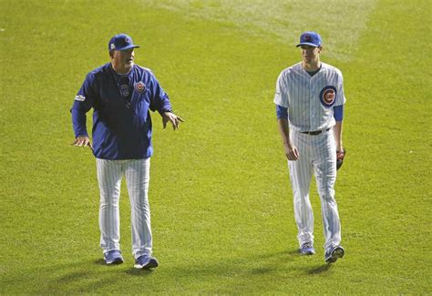 Chris Sligh Wont Be Bringing Back by Chicago Cubs Won T Bring Back Pitching Coach Chris Bosio