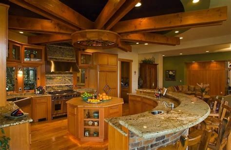 round island kitchen 64 deluxe custom kitchen island designs beautiful