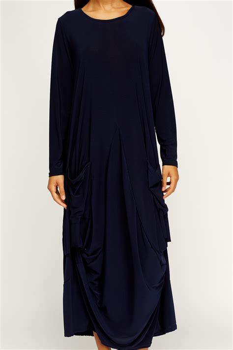 maxi drape dress balloon drape maxi dress just 163 5