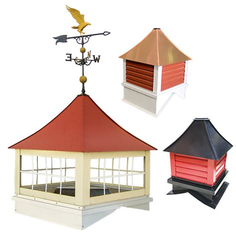 Cupola Roof Design Custom Cupolas From A B Martin Roofing Supply