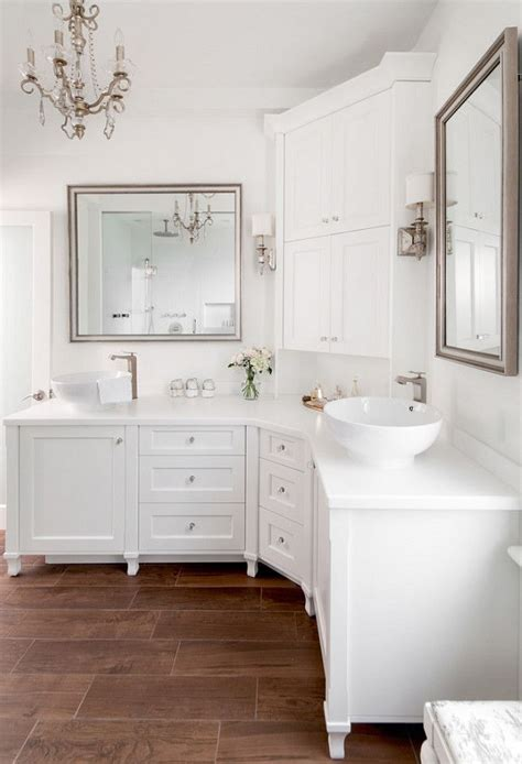 corner bathroom vanity ideas best 25 corner bathroom vanity ideas on pinterest his