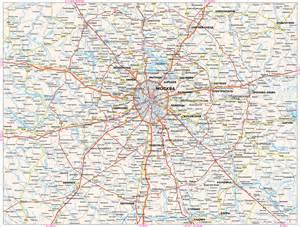 карта подмосковья 2015 подробная со спутника онлайн