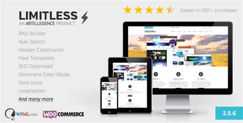 Mukam V2 2 3 Limitless Multipurpose Theme limitless v2 5 7 multipurpose drag n drop theme unlockpress