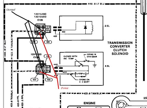 700r4 transmission wiring diagram for lock up 700r4 free