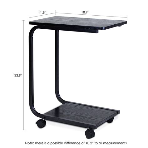 Computer Cart Desk Laptop Desk Rolling Table Cart Tray Storage And 50 Similar Items
