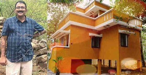 heres  model house  resists flood saves money house home design architect