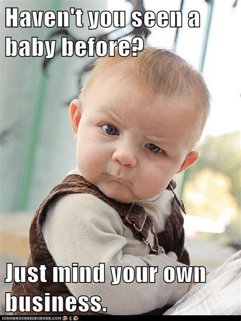 Baby In Tuxedo Meme - irritated baby bbbanal