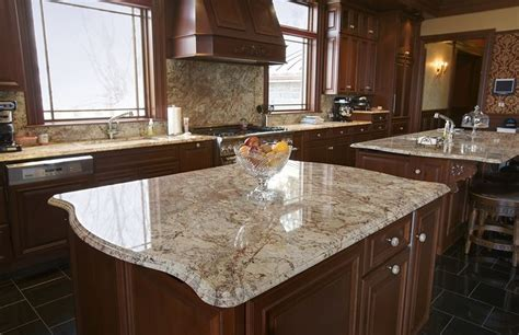 Granite Countertops Pros And Cons by Granite Kitchen Countertops Pros And Cons Disadvantages