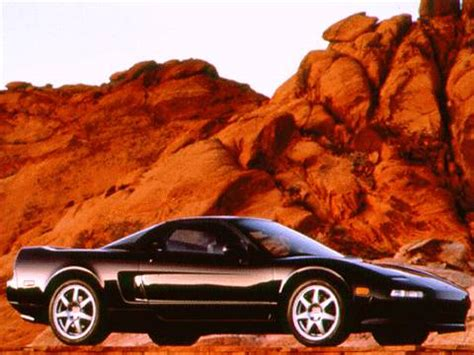 1996 acura nsx pricing ratings reviews kelley blue book